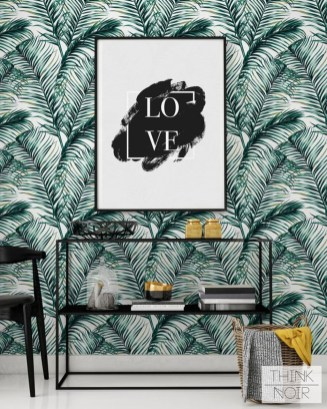 Trendy Wallpaper Designs To Create Different Moods In The House 23