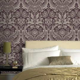 Trendy Wallpaper Designs To Create Different Moods In The House 27