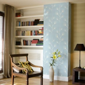 Trendy Wallpaper Designs To Create Different Moods In The House 31