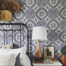 Trendy Wallpaper Designs To Create Different Moods In The House 35