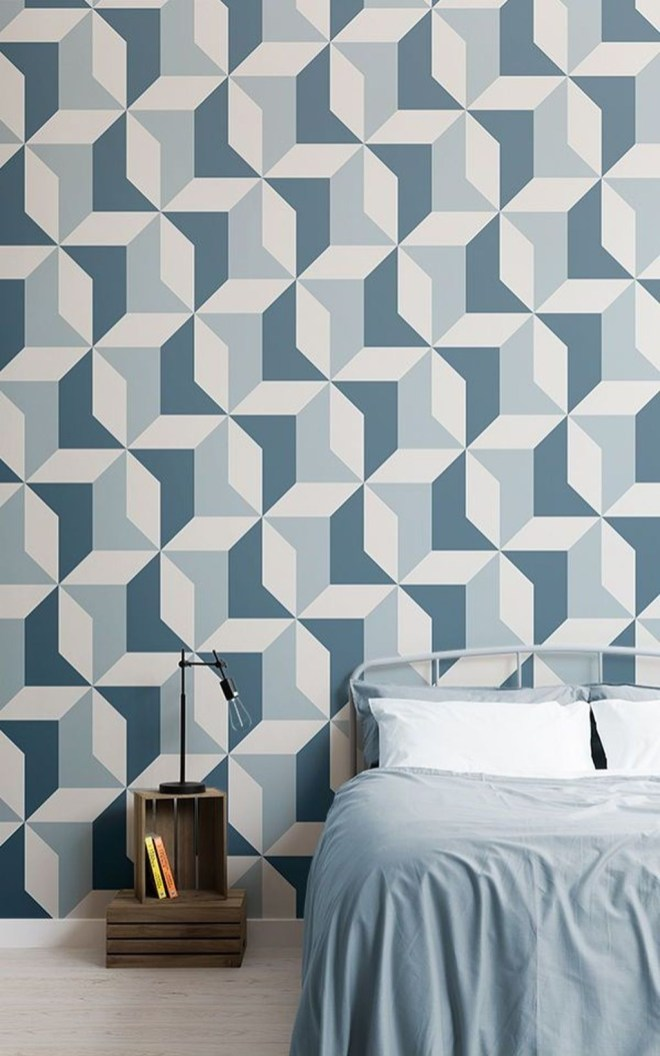 Trendy Wallpaper Designs To Create Different Moods In The House 51