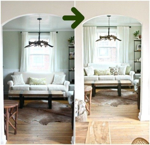 Tricks For Making A Room Look Wider 14