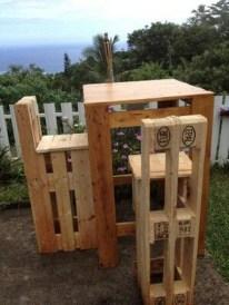 Adorable Crafty Diy Wooden Pallet Project Ideas 08