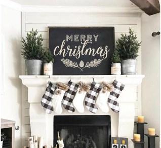 Adorable White Christmas Decoration Ideas 22