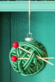 Amazing Diy Christmas Ornaments Ideas 03