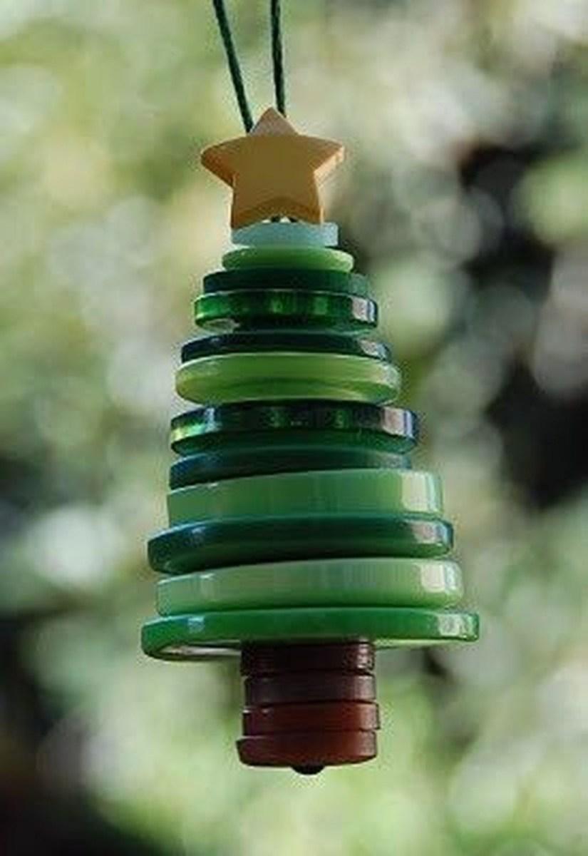 Amazing Diy Christmas Ornaments Ideas 05