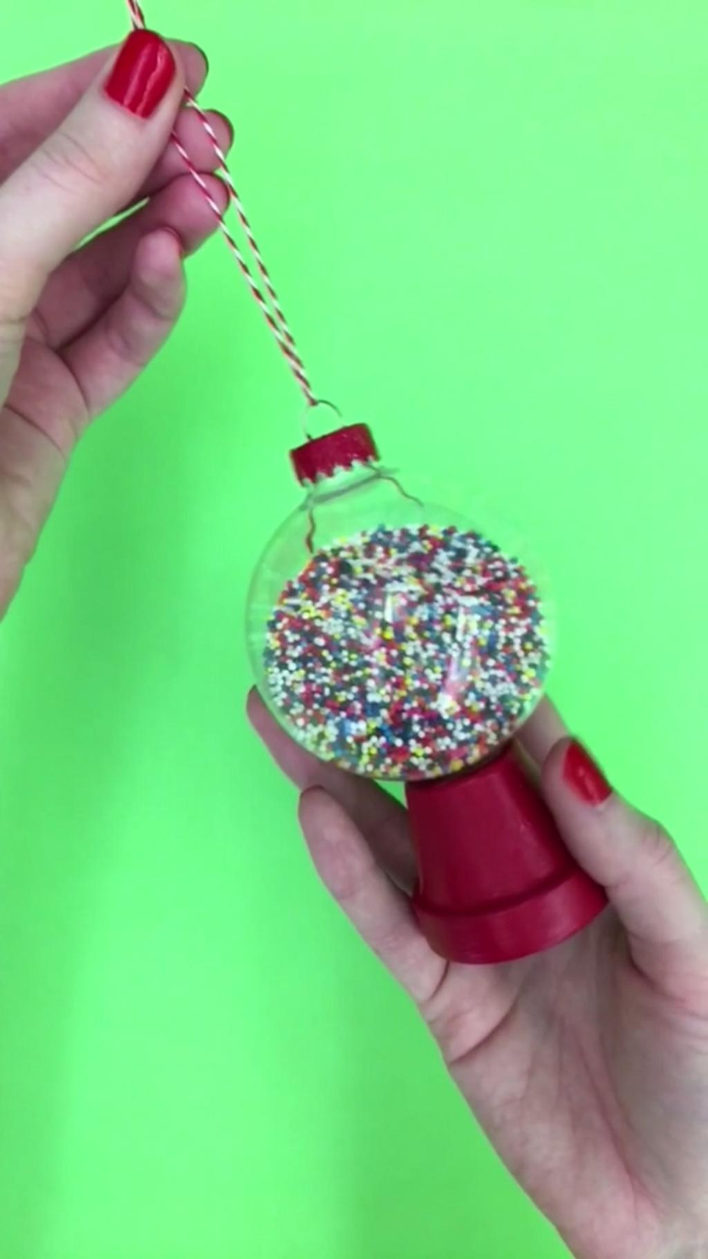 Amazing Diy Christmas Ornaments Ideas 10