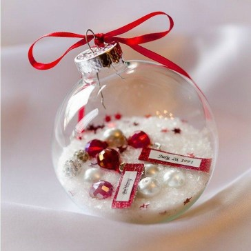 Amazing Diy Christmas Ornaments Ideas 16