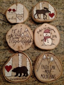 Amazing Diy Christmas Ornaments Ideas 47