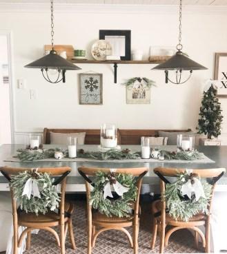 Awesome Christmas Kitchen Decor Ideas 17
