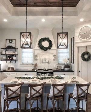 Awesome Christmas Kitchen Decor Ideas 18