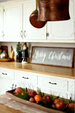 Awesome Christmas Kitchen Decor Ideas 25
