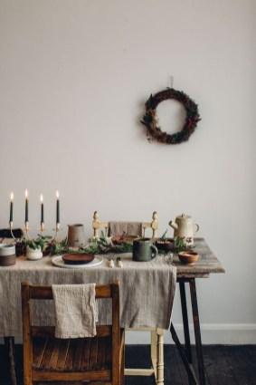 Awesome Christmas Kitchen Decor Ideas 35