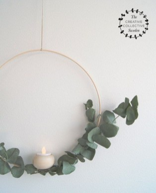 Awesome Scandinavian Christmas Decor Ideas 33