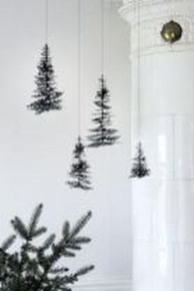 Awesome Scandinavian Christmas Decor Ideas 44