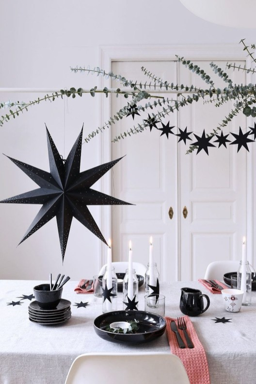 Awesome Scandinavian Christmas Decor Ideas 56