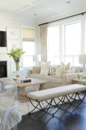 Beautiful Neutral Living Room Ideas 13