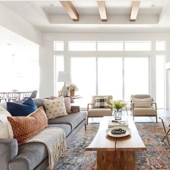 Beautiful Neutral Living Room Ideas 16