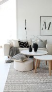 Beautiful Neutral Living Room Ideas 19