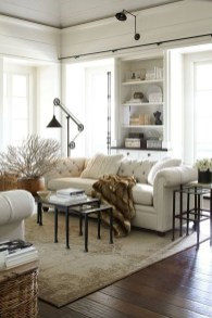 Beautiful Neutral Living Room Ideas 22