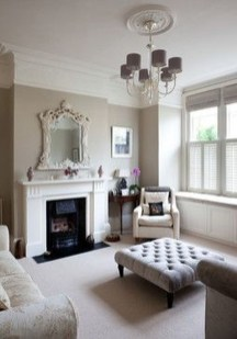 Beautiful Neutral Living Room Ideas 23