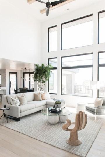 Beautiful Neutral Living Room Ideas 27