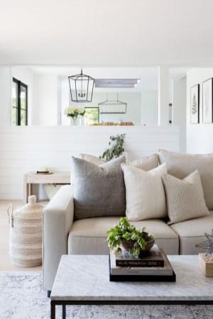 Beautiful Neutral Living Room Ideas 34