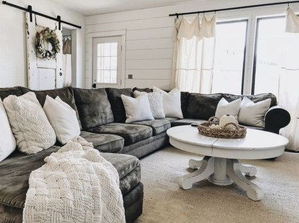 Beautiful Neutral Living Room Ideas 36