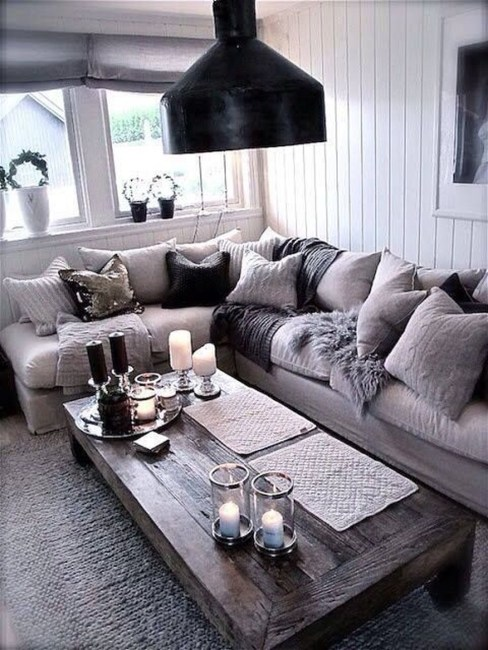 Beautiful Neutral Living Room Ideas 51