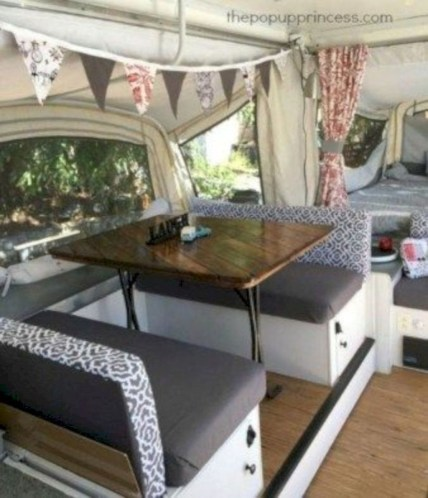 Beautiful Rv Remodel Camper Interior Ideas For Holiday 20