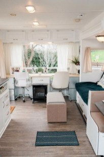 Beautiful Rv Remodel Camper Interior Ideas For Holiday 25