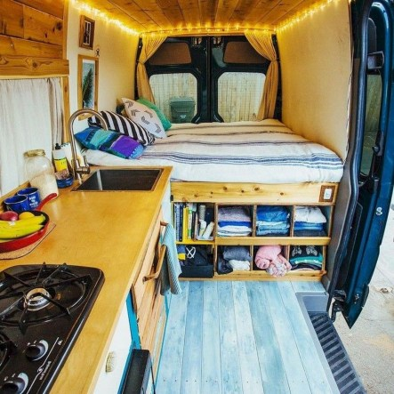 Beautiful Rv Remodel Camper Interior Ideas For Holiday 48