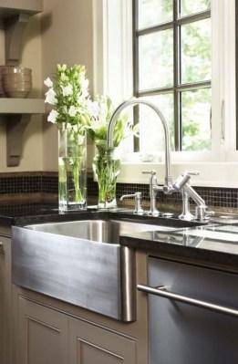 Best Farmhouse Kitchen Sink Ideas 09