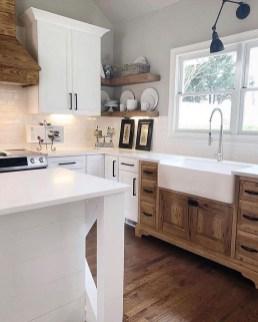 Best Farmhouse Kitchen Sink Ideas 29