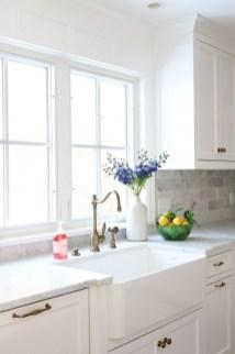 Best Farmhouse Kitchen Sink Ideas 31