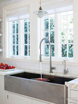 Best Farmhouse Kitchen Sink Ideas 34
