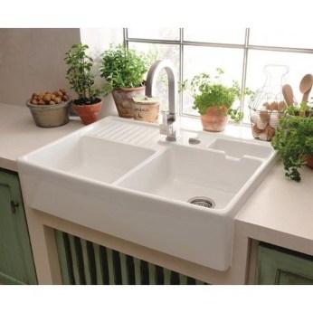 Best Farmhouse Kitchen Sink Ideas 38