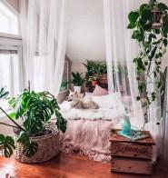 Creative Bohemian Bedroom Decor Ideas 17
