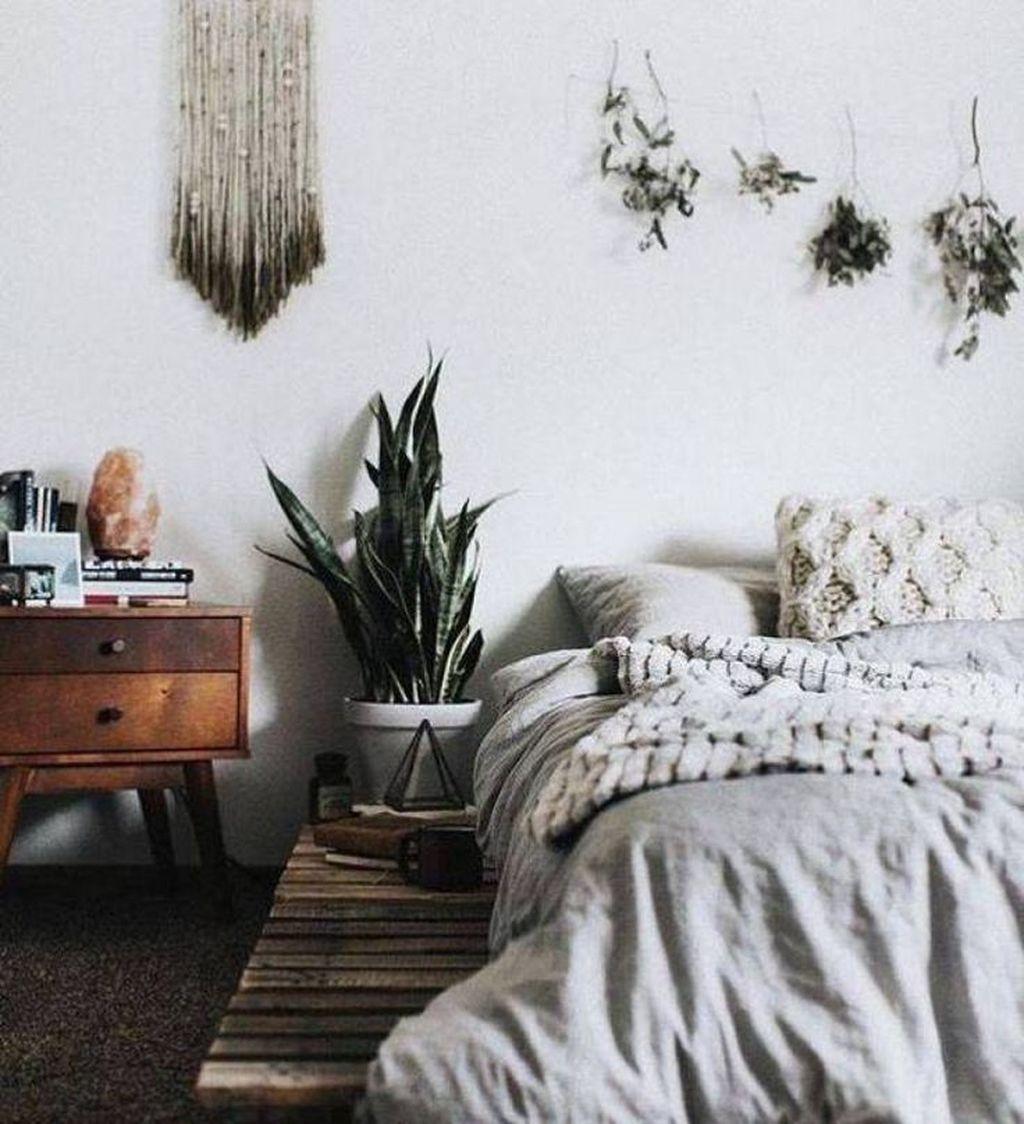 Creative Bohemian Bedroom Decor Ideas 54