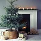 Creative Scandinavian Christmas Tree Decor Ideas 25