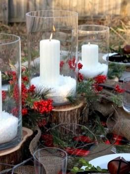 Cute Outdoor Christmas Decor Ideas 45