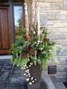 Cute Outdoor Christmas Decor Ideas 46