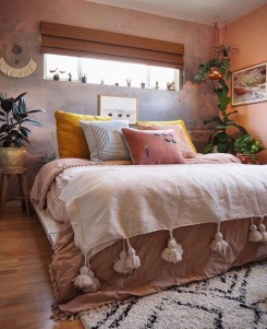 Elegant Bohemian Bedroom Decor Ideas 33