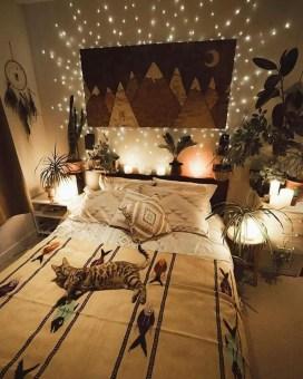 Elegant Bohemian Bedroom Decor Ideas 37