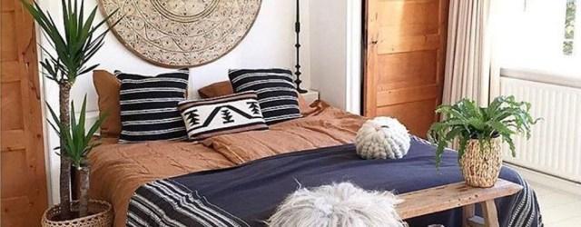Elegant Bohemian Bedroom Decor Ideas 40