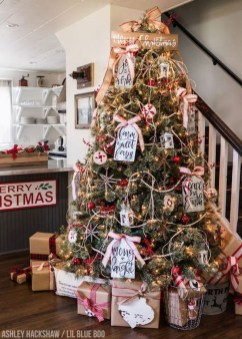 Extraordinary Christmas Tree Decor Ideas 22