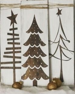 Fascinating Farmhouse Christmas Decor Ideas 10