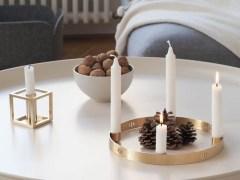 Gorgeous Christmas Apartment Decor Ideas 11