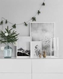 Gorgeous Christmas Apartment Decor Ideas 39