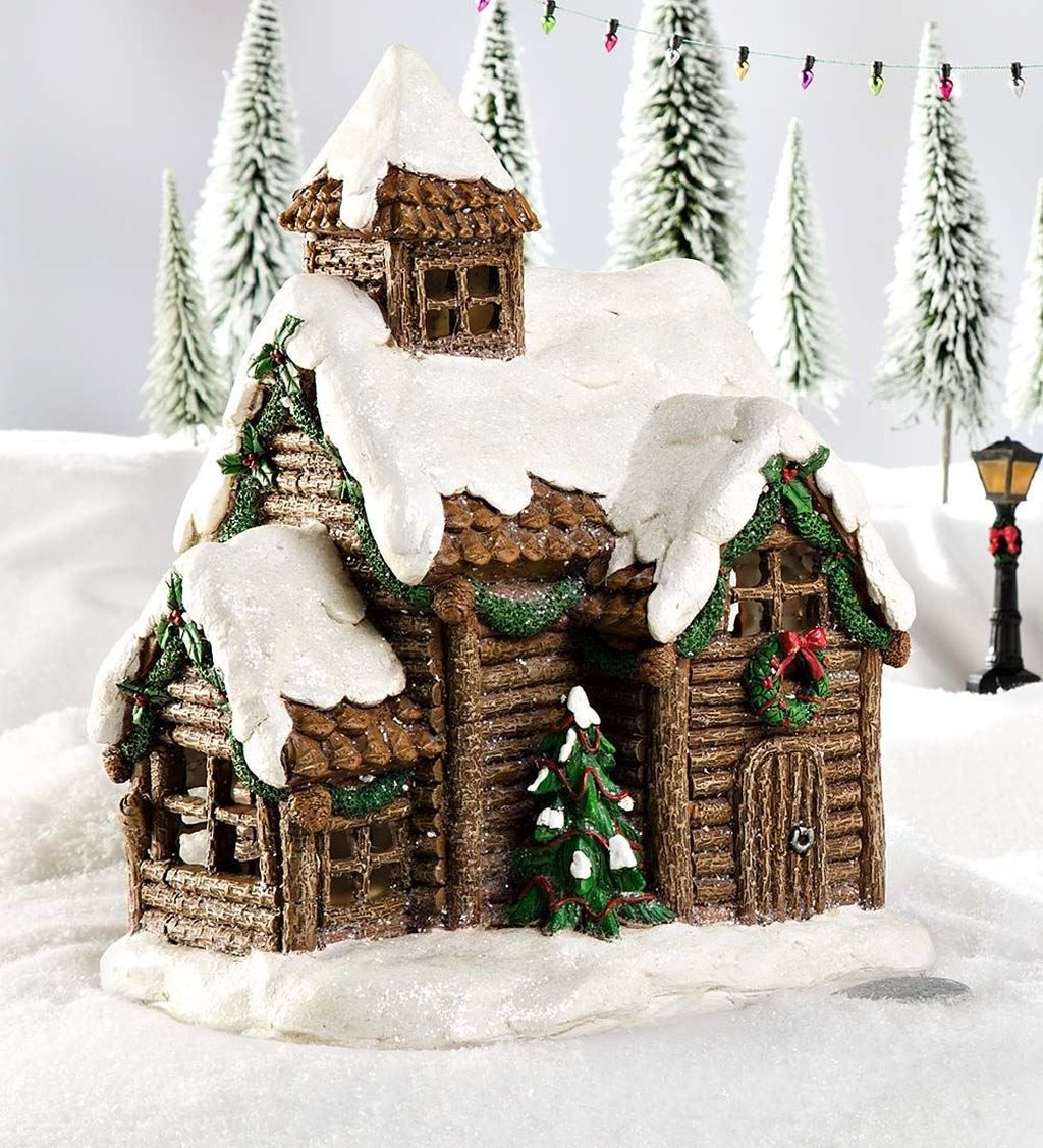 Pretty Diy Christmas Fairy Garden Ideas 03
